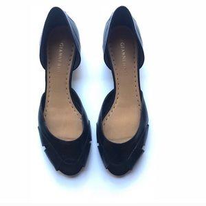 Super Cute Kitten Heel Shoes